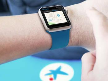CaixaBank crea la primera aplicación bancaria en España para Apple Watch