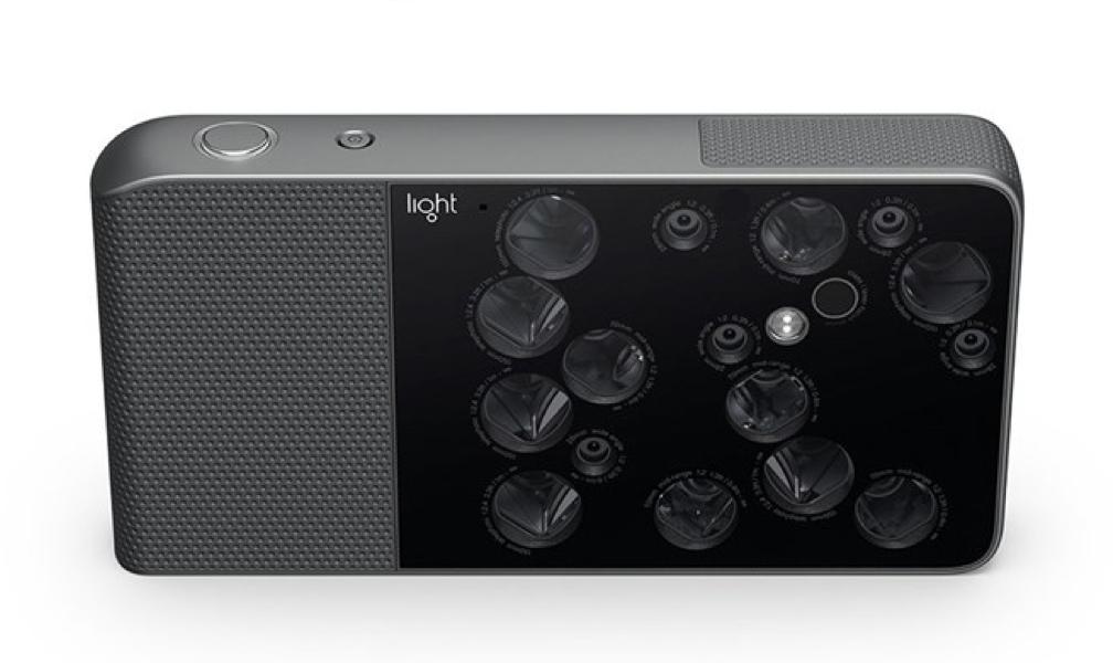 Así es el diseño de Light L16, la cámara compacta con 16 objetivos y 52 megapíxeles