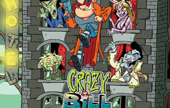CRAZY BILL: mata zombies con tu iPhone