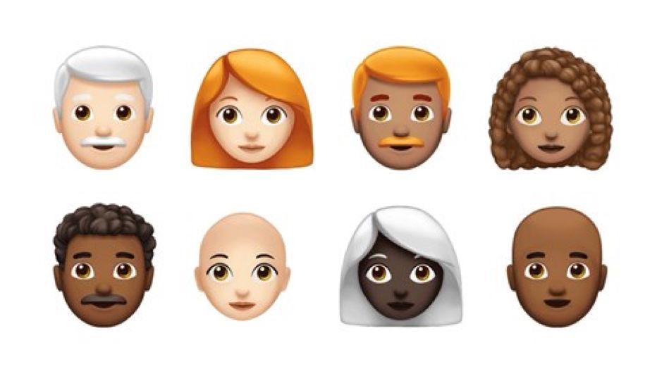 Apple introducirá más de 70 nuevos 'emojis' con la actualización de iOS 12