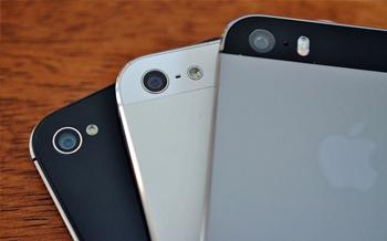 IPhone 5S, el smartphone más vendido del primer trimestre
