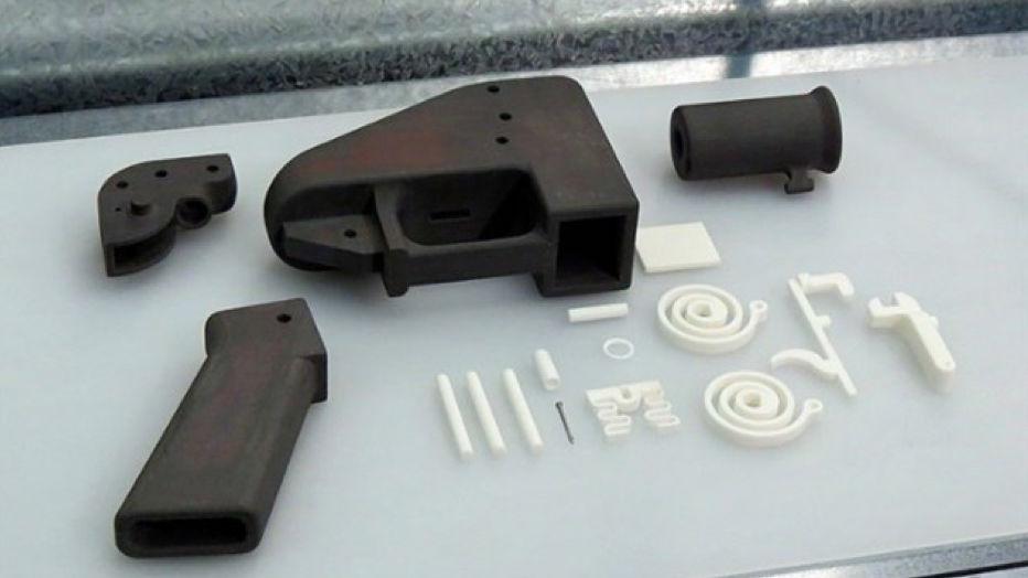 EEUU reclama a Twitter, Google y Microsoft que eliminen los archivos para imprimir armas 3D