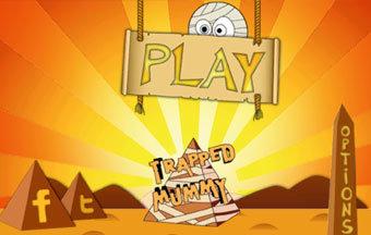 'Trapped Mummy' , primer videojuego de una start up universitaria