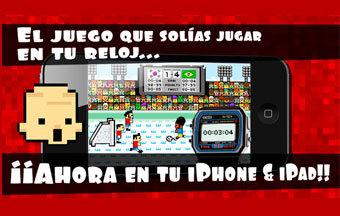 Krono Football para iPhone y iPad: una app de creadores universitarios
