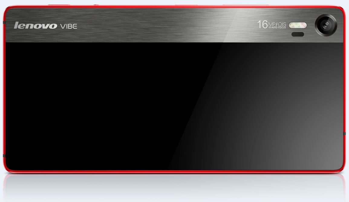 Primer dispositivo híbrido que combina cámara y smartphone de Lenovo