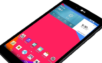 LG G PAD 8.0 4G, en exclusiva con Orange