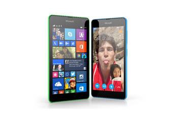 Lumia 535: Innovación a precio asequible