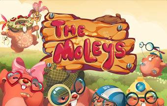 The Moleys, el nuevo juego de Pyro, disponible para iOS