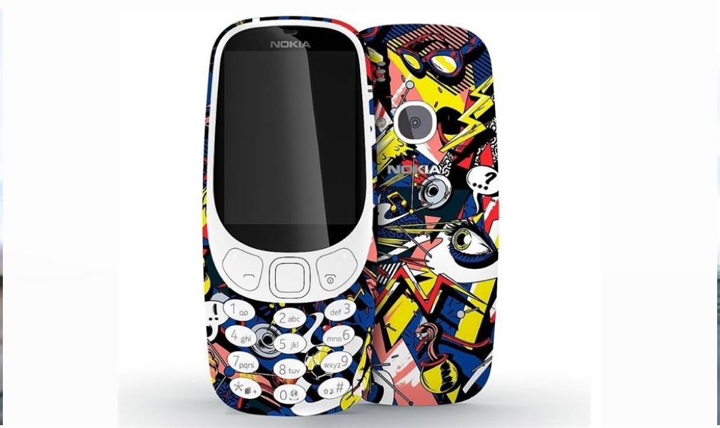 El Nokia 3310 busca nueva imagen y convoca un concurso en Instagram para los más creativos