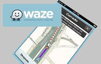 Waze 3.6:Mejor Aplicación del Año en el MWC, actualiza versión