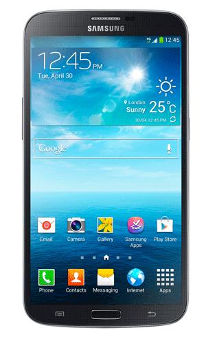 Samsung Galaxy Mega 6.3 en España