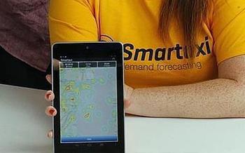 Smartaxi, un paso más hacia las Smart Cities