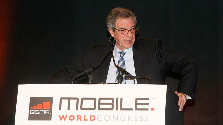 César Alierta afirma que la revolución digital no tendrá lugar sin el sector de las telecomunicaciones