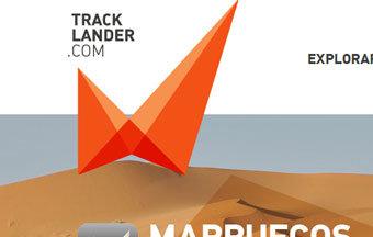 Tracklander: para viajeros activos y aventureros