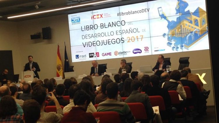 El sector productor del videojuego en España incrementa la facturación un 21% en 2016