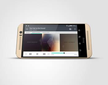 HTC One M9, elegancia y rendimiento unidos
