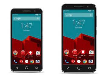 Vodafone presenta nuevos miembros de la familia smart
