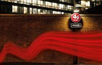 Vodafone gana el sprint del 4G