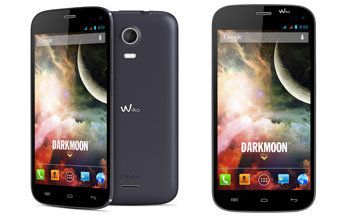 Wiko lanza Darkmoon 4'7 ' de plena potencia