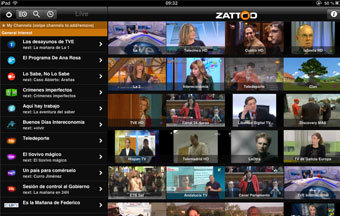 Zattoo añade la función de grabación a su oferta gratuita de televisión