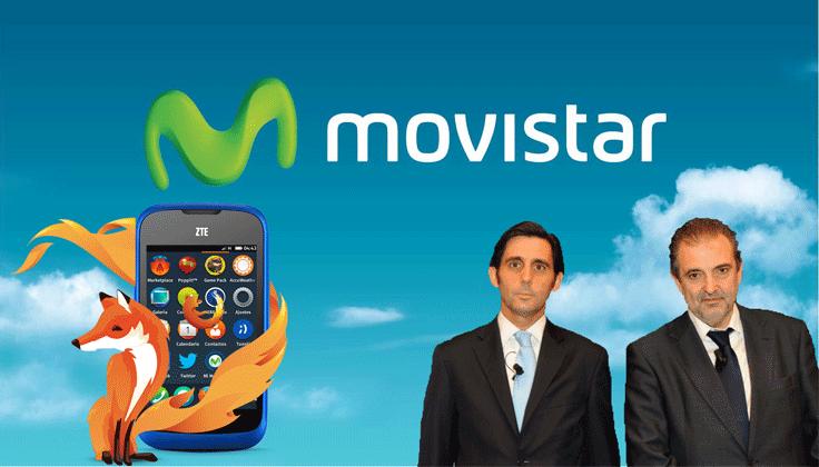 Movistar hace realidad el proyecto Firefox IOS
