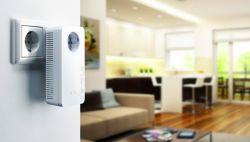 devolo ha desarrollado dLAN Powerline, la red doméstica a través del cableado eléctrico del hogar. La conexión ideal para consumir vídeos en streaming, tanto por cable como por WiFi.